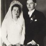 Ehepaar Kästel Josef (Bildhäusler) und Anna geb. Flörchinger