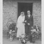 Ehepaar Linnenfelser Josef und Zita geb. Weber