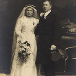 Ehepaar Mohr Jakob (Rektor) und Maria  geb. Schneider