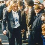 Netzer bei WM 1974