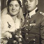Ehepaar Kästel Eugen und Elsa geb. Adam