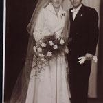 Ehepaar Hoffmann Robert und Stephanie geb. Kästel