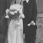 Ehepaar Weber Otto (Einnehmer) und Elisabeth geb. Appel