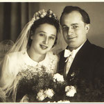 Ehepaar Sprißler Ludwig und Rita geb. Appel