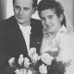 Ehepaar Sprißler Friedel und Klara geb. Funk
