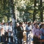 Tag der offenen Tür mit Waldgottesdienst