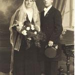 Ehepaar Heintz Ludwig (Schwanenwirt) und Anna geb. Steinmetz
