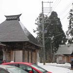 三仏堂と木津十二神社