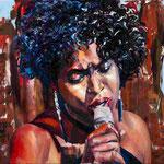 Myra Maoud, 123 x 112 cm, verkauft