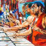 Bill Ware, 145 x 165 cm, verkauft