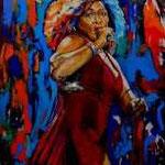 Tina Turner, 150 x 110 cm, verkauft