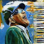 Ray Charles, 155 x 155 cm, verkauft