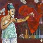 Nina Simone, 140 x 160 cm