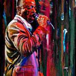 Earl Thomas, 150 x 140 cm