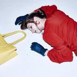 photographer : Hironori Sakunaga        stylist : Showso Kaziko        model : Katrina Liks