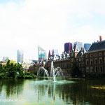Den Haag, hofvijver