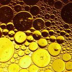 Olijfolie op 't water
