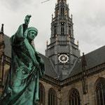 Haarlem, St.Bavokerk