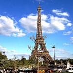 Der Turm des Herrn Eiffel