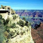 Ausflug an den Rand des Grand Canyon