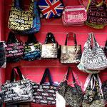 Taschen und Mode allgemein an allen Ecken und Enden