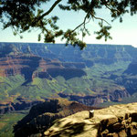 Einmalige Luft und Ruhe am Grand Canyon