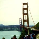 Weiter nach San Francisco