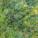 Einsteigen und entspannen, 2013, Acryl auf Hartfaserplatte, 80 x 60 cm