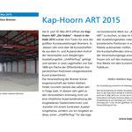 punkt. I/2015 | www.kunsthalle-bremen.de/informationen/punkt-kunst-im-nordwesten