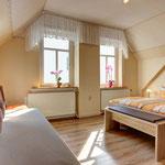 separates Schlafzimmer mit dritter Schlafmöglichkeit