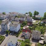 idyllische Lage zwischen Ostsee und Nationalpark