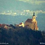 ......ein Blick nach Pöllauberg....