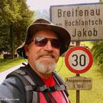 ...der tiefste Punkt der heutigen Wanderung, im Breitenauertal angekommen...