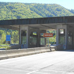 Grenze nach Italien