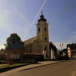 die Kirche in Fischbach