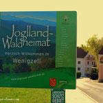 ....und zurück nach Wenigzell, meinem heutigen Ausgangspunkt.