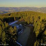 .....die Wildwiesenhütte, hoffentlich, so um Anfang Mai wäre es dann doch super wenn man wieder aufsperrt.......