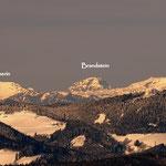 ....einige Gipfel im Hochschwabgebiet
