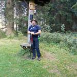 am Buchecksattel