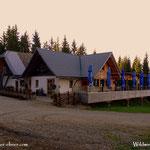 ...die Wildwiesenhütte, Dienstag & Donnerstag Ruhetag....
