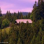 ...der Kluppeneggerhof, das Geburtshaus von Peter Rosegger....