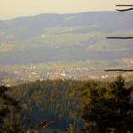 Blick in das Pöllauertal, Pöllau...