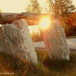 """...""""little Stonehenge"""" im Tages erwachen..."""