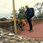 ...über die Garonne