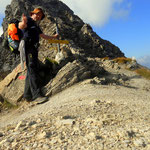 Hinterseejoch 2482 m