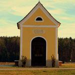 ....und stattlichen Hauskapellen...