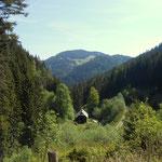 auch im hintersten Winkl findet man schöne Jagdhütten