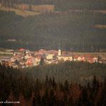 Blick nach Wenigzell