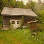 das Geburtshaus der Heimatdichterin Martha Wölger