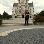 Kirche in Köszeg